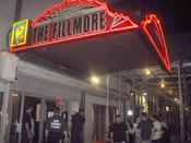 The Fillmore, where we saw dozens of air guitar hopefuls shred it up for the national title and a chance to fly to Finland for the world competition