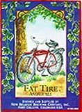 Standard-stock image of fat tire label, since I don&#146t have the capacity to upload any photos yet...