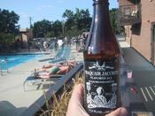 Traquair Jacobite - Drank this at a friend of a friends rooftop fourth of july cookout.