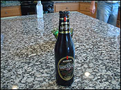 Nice countertop, works well for beer camoflauge.