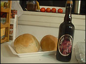 Mmmmmm, beer and bread. A somple pleasure that&#146s endured centuries.