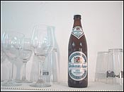 The German Beer is supposedly brewed at the world&#146s oldest brewery